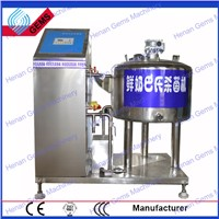 mini batch milk pasteurizer