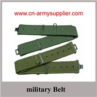 Wholesale Cheap China Military Belt
