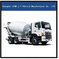 Hino 8-12 Cubic Meter Mixer Truck
