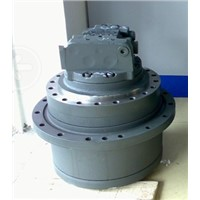 Komastu PC200-7  PC200-8 excavator parts final drive, excavator travel motor parts for sale