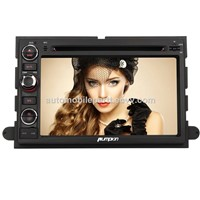 Pumpkin Android 4.4 Quad Core 7 inch In Dash Double Din Car DVD Player