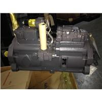 Genuine Sumitomo SH210-5 Hydraulic Pump K3V112DTP1P9R-9Y14-HV KPM Main Pump