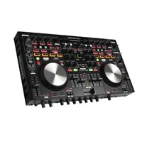 Denon MC6000Mk2 with Serato DJ (Full Version) Digital Mixer & Controller