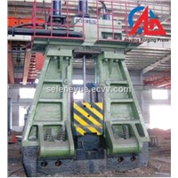 Hydraulic Double Arm Closed Die Forging Hammer