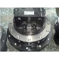 PC75UU final drive travel motor