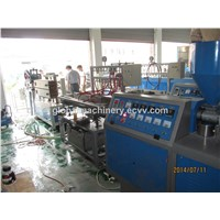 PVC Tile Trim Corner Guard Extrusion Production Line