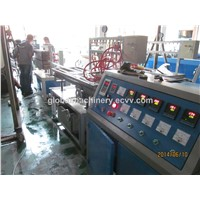 PVC trim profile making machine