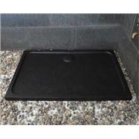 Mogolia black shower tray