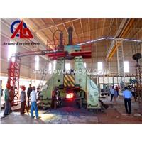 Air Compressor Hammer Modification