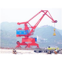 four linked type portal crane