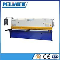 Metal Sheet Hydraulic Plate Shearing Machine