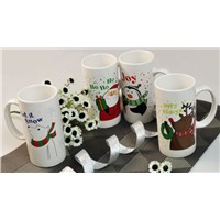 Ceramic Mug Promotion Gift Mug Happy Holidays