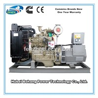 100KVA portable generator set  Cummins power generation
