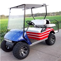 2 seater electric golf car 2 seat cheap go karts for sale