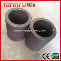 Big Size Carbon Graphite Crucible For Melting Metal