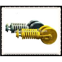 Idler spring/ recoil spring / track spring/ tack adjuster spring for excavator