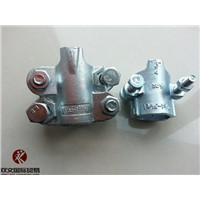 Interlock hose clamp/ 2or 4 bolts hose clamp