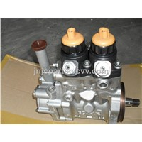 PC400- fuel pump , PC400-7 oil pump , excavator engine fuel pump