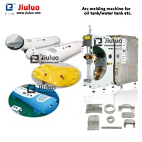 PVC arc welding machine