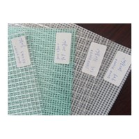 Transparent PVC Mesh Tarpaulin