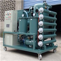 Used Lubricating Oil Filtration Machine