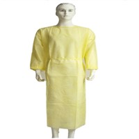 Disposable Isolation Gown/Non woven Medical Isolation Gowns/PP Isolation Gown