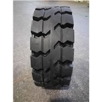 18x7-8 solid tyre for Linde,Toyota electric forklift