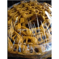Volvo track chain EC110,EC120 track shoe assy,excavator undercarriage track link for Volvo