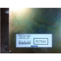 PC75UU-2 control panel, 7824-66-2001 PC75UU-2 controller, PC75UU-2 computer controller