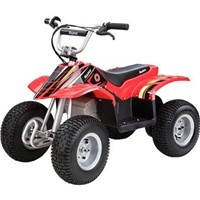.Razor ATV Electric Dirt Quad 4-Wheel Motor Cycle Off-Road Vehicle Bike (MJ)