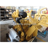 Shanghai diesel engine c6121zg57 for SD16 BULLDOZER, SD16 bulldozer engine