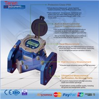 Double Channel Water Meter