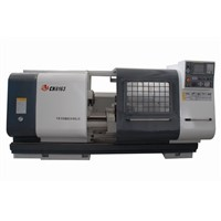 cnc light lathe machine