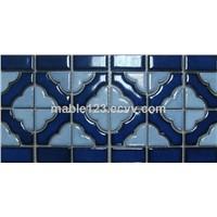 Ceramic Border Mosaic Tile BCZG011A
