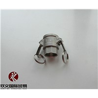 Female BSP Screwed Cam Lock Coupling Aluminium Acoplamientos camlock