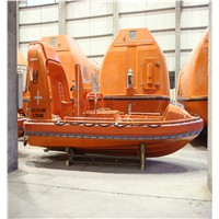 5m GRP Marine Solas Fast Rescue Boat for 10 Persons