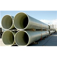 FRP heat insulation pipe