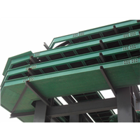 GRP Fiber Reinforced Plastics cable tray applications