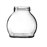 500ml food glass jar wide mouth