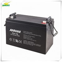 Solar Gel Battery 12V100ah for Solar and Wind Power