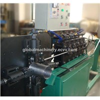 double locked flexible duct forming machine