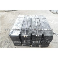 Wholesale Cheap high quality iron cast elevator OEM casting counterweight