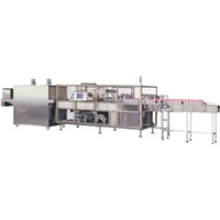 YS-ZB-6IIB Paper Tray Shrink Film Wrapping Machine