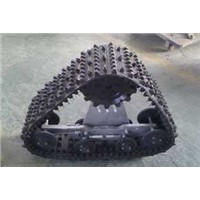 rubber track system PY-255D  for ATV/UTV