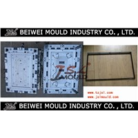 TV Plastic Frame Injection Mould LED TV Mould