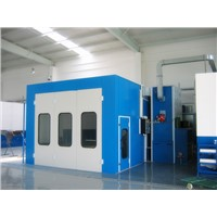 Premium Spray Booth for Australian / New Zealand Market