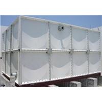 SMC FRP composite water tank