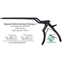 Bayonet Micro Kerrison Rongeur