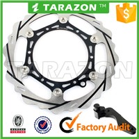 Bracket Adaptor + 270mm Oversize Brake Disc For Motorcycle