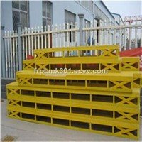 Electrically insulating Fiberglass Pultrusion FRP,